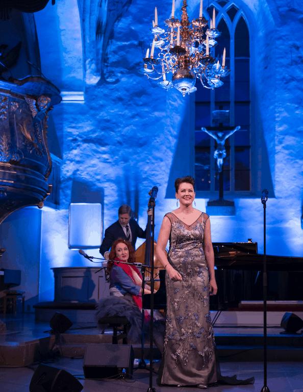 Mari Palo ja Tessa Virta Duo 2018