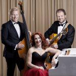 Tessa Virta Trio konsertti Kotka 18.3