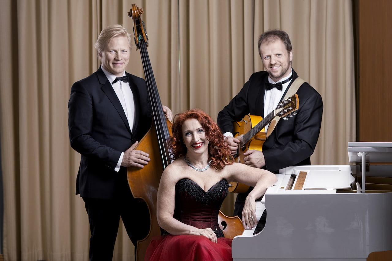 Tessa Virta Trio