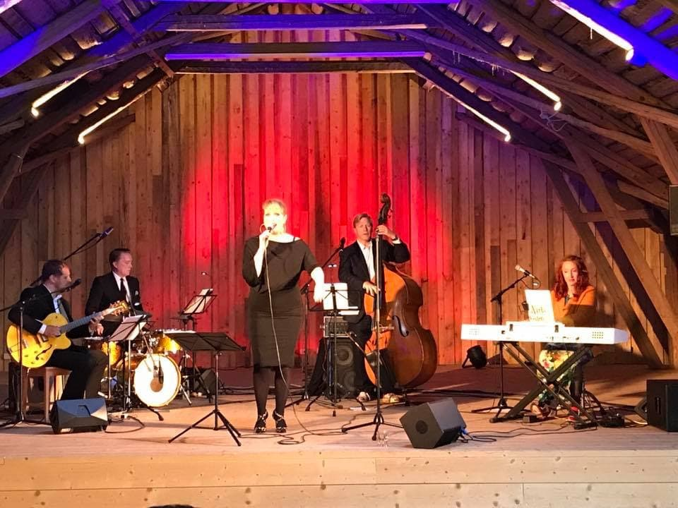 Johanna Forsti Tessa Virta Orkesteri Bosgård