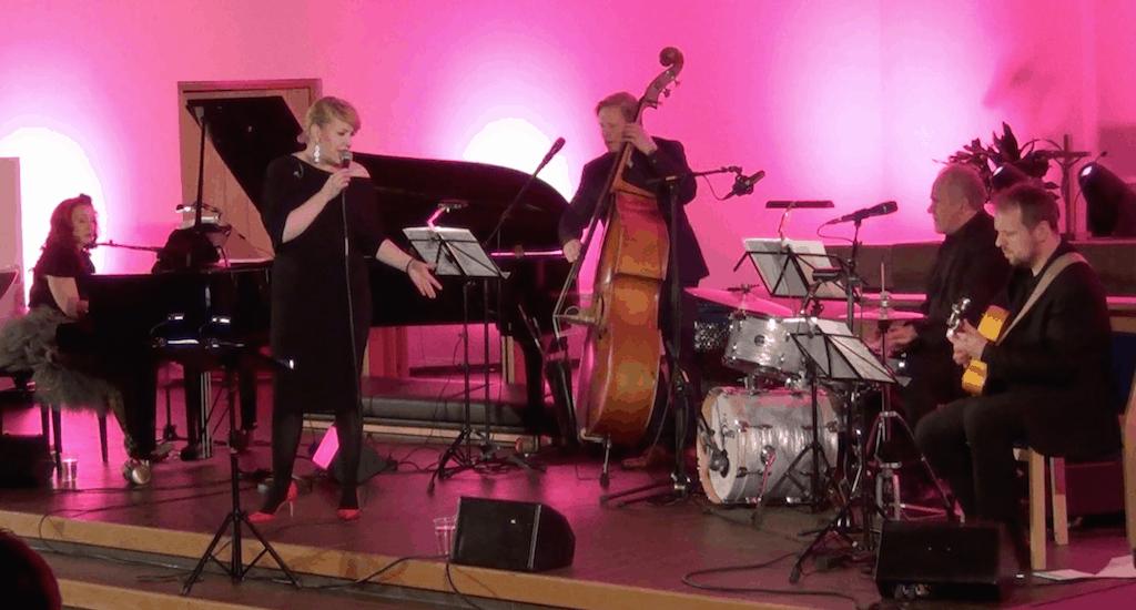 Johanna Försti ja Tessa Virta Orkesteri