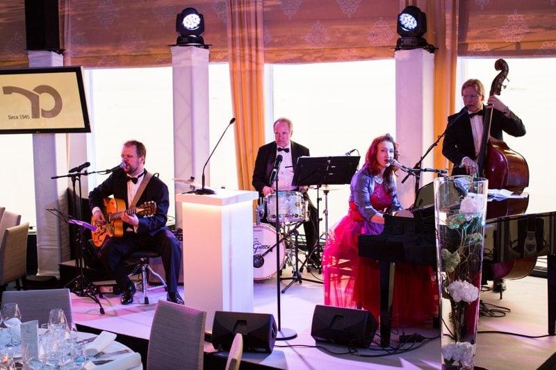 Tessa Virta Kvartet Kulosaaren Casino 2015