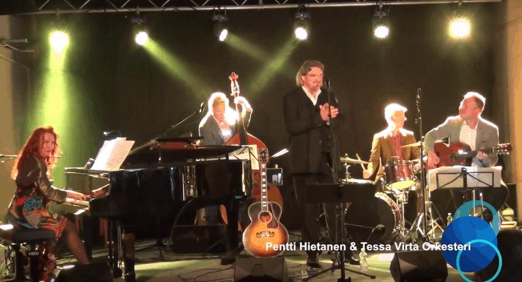 Pentti Hietanen ja TVO Jyväskylän Kesä 2016
