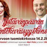14.2.18 Porvoon Tuomiokirkko Mari Palo