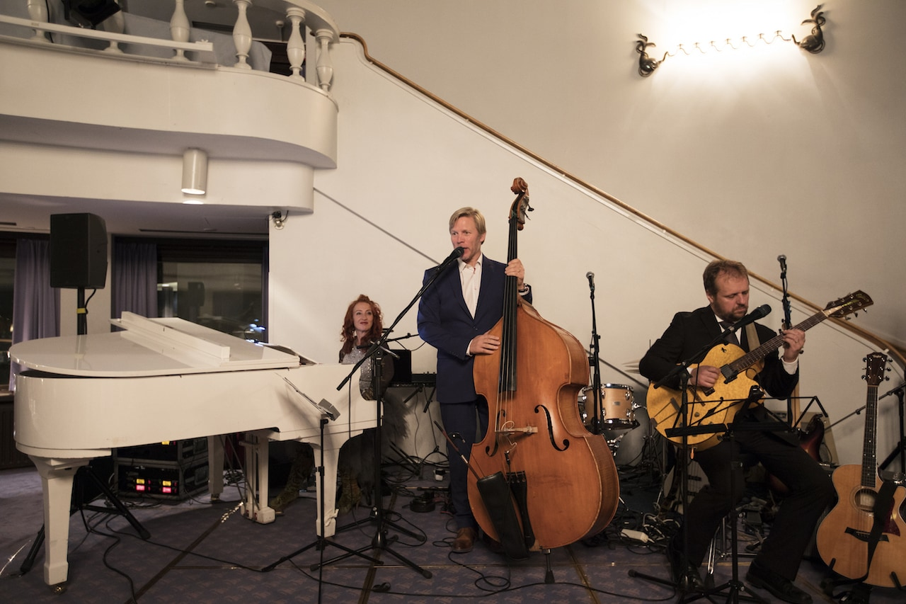 ETL- Gala Kalastajatorppa 2017 Tessa Virta Trio