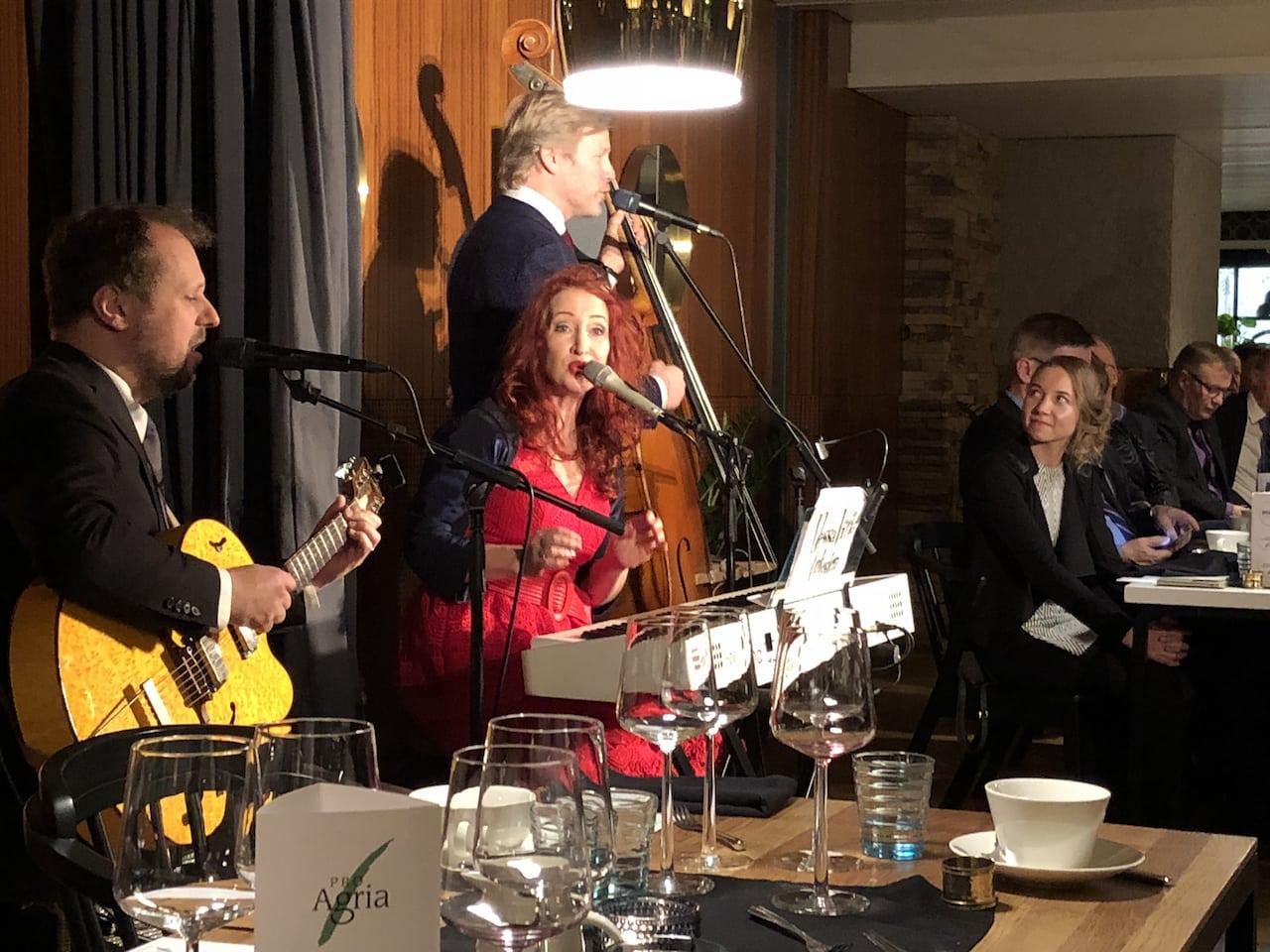 Tessa Virta Trio ProAgria 120v 19.11.2018