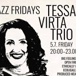 Tessa Virta Trio Meat District 5.7