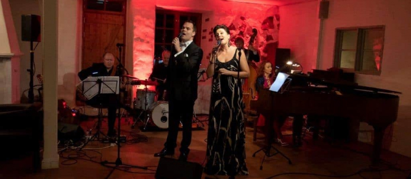 Mikael Konttinen, Mari Palo ja Tessa Virta Orkesteri